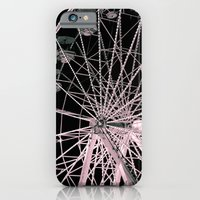 iPhone & iPod Case featuring FairyWheel by Dana E