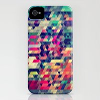 iPhone 4s & iPhone 4 Cases featuring Atym by Spires