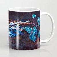 Nebula Jellyfish Mug
