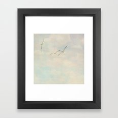Tradition and Superstition Framed Art Print