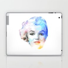 The Blond Bombshell Laptop & iPad Skin