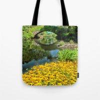 The Pond Tote Bag
