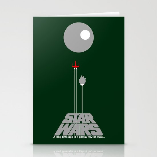 A New Hope IV Stationery Card