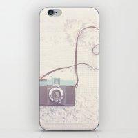 Dear Diana ...  iPhone & iPod Skin