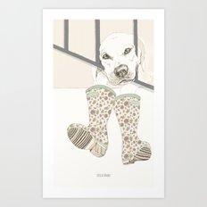 Pipo Art Print