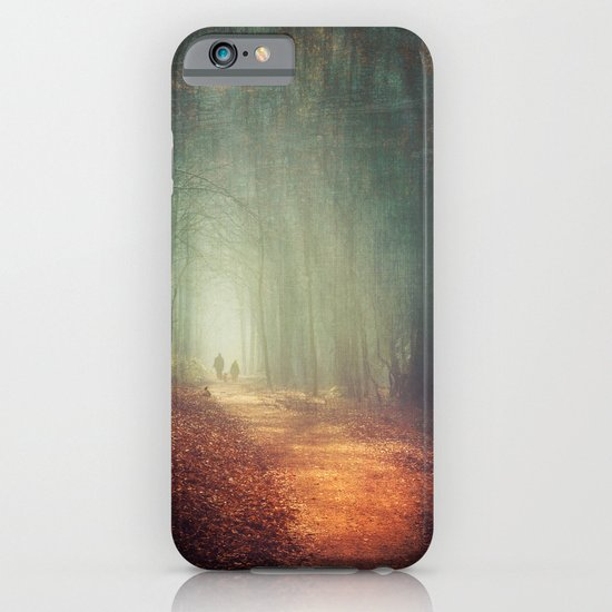 back to light iPhone & iPod Case