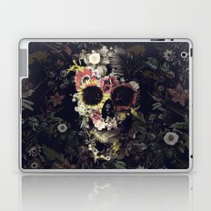 Garden Skull Laptop & iPad Skin
