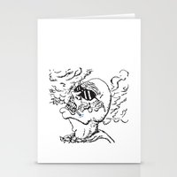 Our Hero, Former Smoker Stationery Cards
