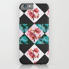 orchid patterns Slim Case iPhone 6s