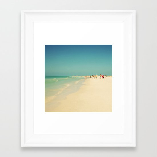 Siesta #5 Framed Art Print