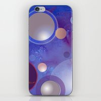 Empty Space iPhone & iPod Skin