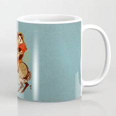 The Panda's Ride  Mug