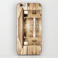 Shelter In The Floods  iPhone & iPod Skin