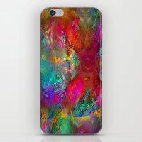 Meadow (Visual Artist Frank Bonilla) iPhone & iPod Skin