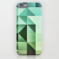 :: Geometric Maze III :: iPhone 6 Slim Case