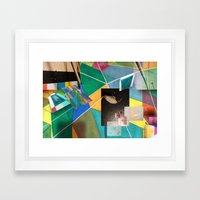 Umrolqh Framed Art Print