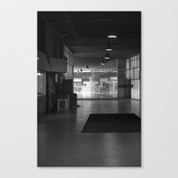 The Walkthrough Canvas Print