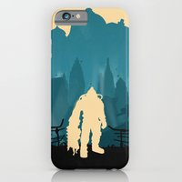 iPhone Cases featuring Bioshock 2 by Bill Pyle
