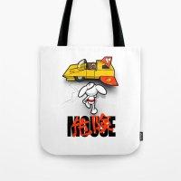 Danger-kira Mouse Tote Bag