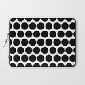Graphic_Polka Dots  Laptop Sleeve