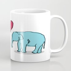 Elephant Love Mug