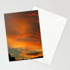 Flame Sky 2010 Stationery Cards