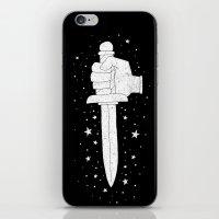 MAGIC DAGGER iPhone & iPod Skin