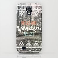 Galaxy S4 Cases featuring Wander by Wesley Bird