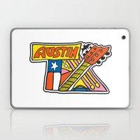 Austin TX Laptop & iPad Skin