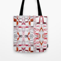 City sketches Tote Bag