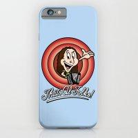 That's Al Folks! (Modern… iPhone 6 Slim Case