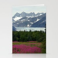 Juneau, Alaska Stationery Cards