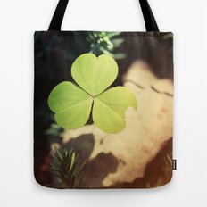 Wishing For Luck Tote Bag