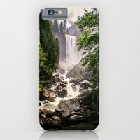 Yosemite Waterfall iPhone 6 Slim Case