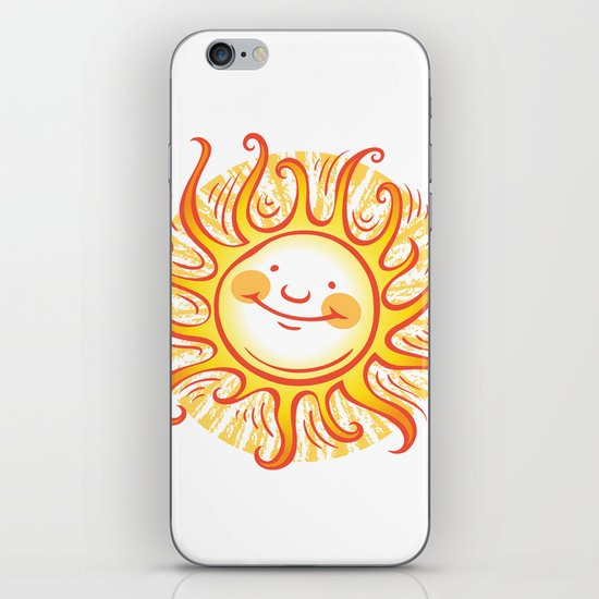 Shine On iPhone & iPod Skin