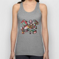 Let's Fly? Unisex Tank Top