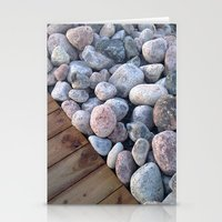 Wood&Stone Stationery Cards
