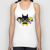 Supertough Girls Unisex Tank Top