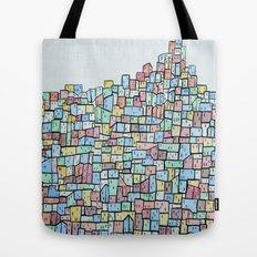 Hill. Tote Bag