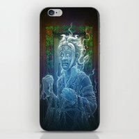 Marley's Christmas Carol iPhone & iPod Skin