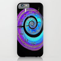 iPhone & iPod Case featuring Back in time by JT Digital Art
