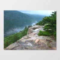 The Mountain Canvas Print