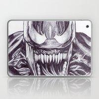Freaky Venom Laptop & iPad Skin