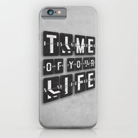 iPhone & iPod Case featuring Time of Your Life by Dianne Delahunty