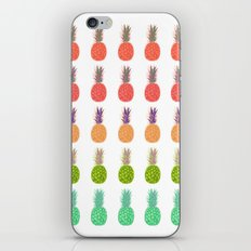 Pineapples - Tropicana iPhone & iPod Skin