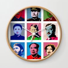 Dictart Wall Clock