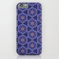Starry Blue Pattern iPhone 6 Slim Case