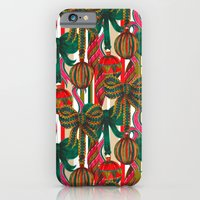 iPhone & iPod Case featuring Baubles  by Aimee St Hill