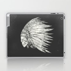 Indian Skull Laptop & iPad Skin