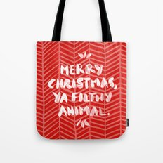 Merry Christmas, Ya Filt… Tote Bag